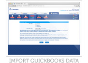 Import QuickBooks Data